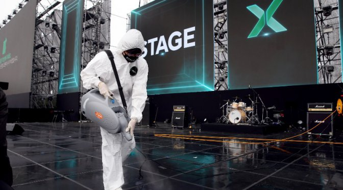 Hyundai Motor Enables Shared Experiences Safely with 'Stage X Drive-in' Event