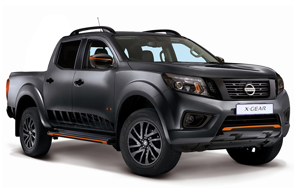 NISSAN FRONTIER X-GEAR Image