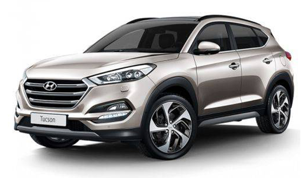 Hyundai Tucson GL Image