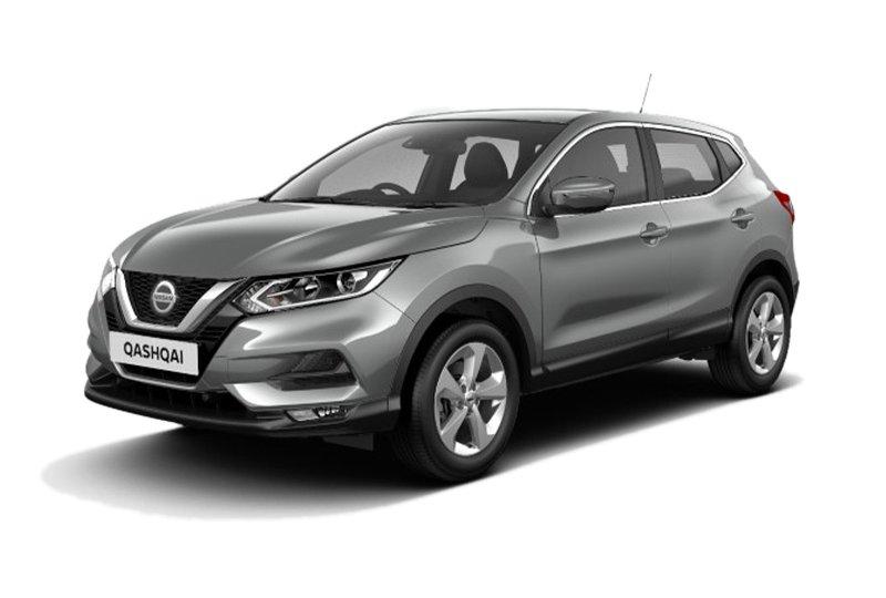 Nissan Qashqai Sense Silver - massymotors.com