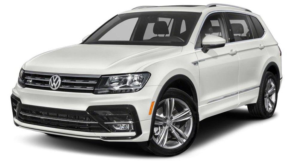 VW Tiguan - massymotors